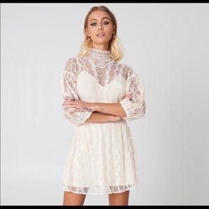 FP Ivory Victoria dress
